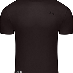 UA Tactical Shortsleeve Shirt - Black