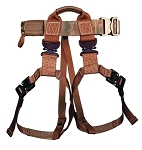 Special Forces Rappel Belt with Cobra Buckle Waist and Legs