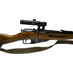 Firefield PU Mosin-Nagant/SVT-40 Scope