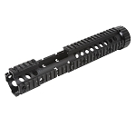 Firefield Carbine 12.25 Inch Floating Quad Rail with Cutout