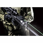Sightmark LoPro Combo Green Laser/220 Lumen Flashlight