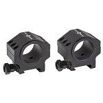 Sightmark Tactical Mounting Rings - Low Height Picatinny Rings (fits 30mm & 1inch)