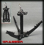 Grabber - Folding Grappling Hook