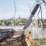 12 Survivors Hunting Knife