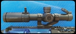 1 x 6 x 24 Rifle Scope w/ P7 Reticle