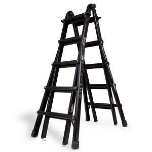 Tactical Ladder 17' Adjustable