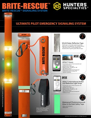 Brite Rescue Signaling System